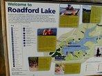 Roadford Lake, boating, fishing, walks, cafe, shop
