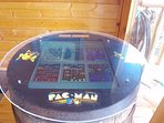 Pac.Man, Galaga, Donkey Kong .... 60+ Arcade Games to choose from.