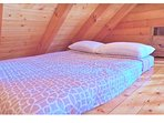 Cozy Loft Furnished with A Queen Size Futon Mattress