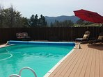 Sterling Creek Chalet Pool