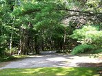 Enjoy the privacy and quiet of the Guest House nestled on the border of Acadia National Park.
