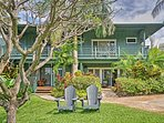 Be immersed in a tropical Hawaiian paradise with this prime Poipu vacation rental studio!