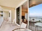 Shores of Panama 612-Balcony