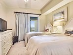 Grand Panama 1808-2nd Bedroom with 2 Single Beds