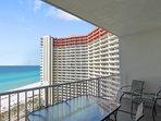 Shores of Panama 1421-Private Balcony