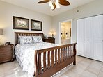 Shores of Panama 2103-Master Bedroom with Queen Bed