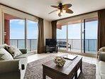 Shores of Panama 2103-Living Area