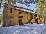 Unwind in this 1-bedroom, 1-bathroom vacation rental condo in Mammoth Lakes.