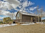 Located minutes from Cotopaxi, this home is an outdoorsman's dream.