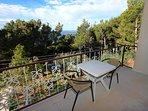 Balcony 2, Surface: 7 m²