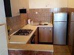 Kitchen, Surface: 9 m²