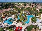 Huge guard gated resort with amazing amenites