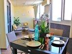 Balcony w/ Dining Area