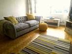 just a reminder of our lovely lounge , bright , spacious and with large comfy sofas, and relax
