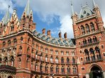 Best of London Gothic Revival: Big Ben, Tower Bridge and St Pancras