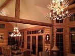diningroom, photo taken from the livingroom