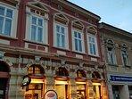 Front view - Dunavska Street No 3