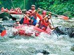 Rafting on the River Ayung