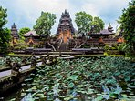 Pura Taman Saraswati Temple (one of many cultural sites to see!)