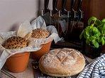 Cart House Home made bread, Caroline's Bread