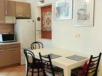 Kitchen, Surface: 18 m²