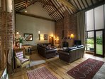 Make memories in this spectacular barn conversion