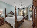 Desti-N-ation Villa - Master King Suite w/ HD TV