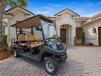 Desti-N-ation Villa - Includes FREE 6 Seater Golf Cart w/ Rental