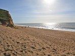 Nearby West Bay Beach