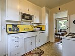You'll want to put your culinary skills to the test in this fully equipped kitchen.