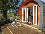 57159 Log Cabin situated in Brampton (2.5mls NW)