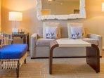 2 Bedroom Superior Living Room