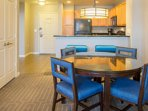 2 Bedroom Superior Dining Area