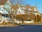 Our Stockton Avenue neighborhood in winter