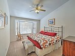 Claim one of the 3 spacious bedrooms for a comfortable night's sleep.