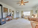 You'll feel right at home inside 1,220 square feet of living space.