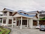 Pine Air villa the place to stay near Spring Valley Farm in Shillong.