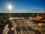 Toit terrasse - La Maison Rayhan