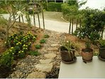 Natural sensed garden