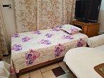 Extra Queen Bed
