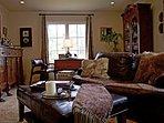 Living room w/ Bar