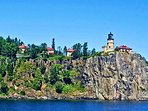 Take the scenic cruise out of Silver Bay for a view of Split Rock Lighthouse from the water.