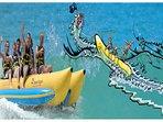 the only banana boat and jet ski rent in south cebu