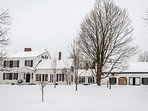 Plan your next Vermont trip to this 4-bedroom 2.5-bath vacation rental house.