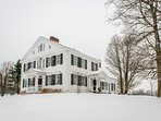 This colonial home is the perfect old-world experience.