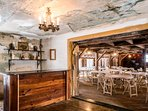 Enjoy access to the barn - the perfect event space!