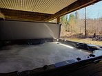 Wy'east  View Chalet-WyEast Hottub