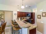 Fairway Villas D2 - Breakfast Bar for 3