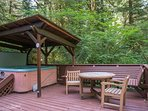Henry Creek Cabin-Hot Tub and Deck