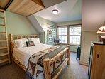 Moose Manor-Moose Manor Guest Bedroom